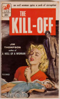 Books:Mystery & Detective Fiction, Jim Thompson. The Kill-Off. New York: Lion Books, Inc.,.1957. First edition; Lion Books LL142. Octavo. 192 page...