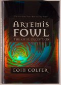 Books:Mystery & Detective Fiction, Eoin Colfer. SIGNED. Artemis Fowl. The Opal Deception. New York: Miramax Books, 2005. First American edition. ...