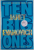Books:Mystery & Detective Fiction, Janet Evanovich. SIGNED. Ten Big Ones. New York: St.Martin's Press, 2004. First edition. Signed by the author...