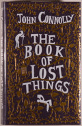 Books:Science Fiction & Fantasy, John Connolly. SIGNED. The Book of Lost Things. London:Hodder & Stoughton, 2006. First edition. Signed by the...