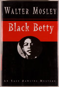 Books:Mystery & Detective Fiction, Walter Mosley. SIGNED. Black Betty. New York: W. W. Norton& Company, 1994. First edition. Signed by the autho...