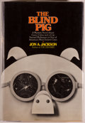 Books:Mystery & Detective Fiction, Jon A. Jackson. SIGNED. The Blind Pig. New York: RandomHouse, 1978. Marked first edition but 2 is lowest number...