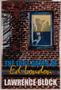 Books:Mystery & Detective Fiction, Lawrence Block. SIGNED/LIMITED. The Lost Cases of Ed London.Norfolk: Crippen & Landru Publishers, 2001. First...