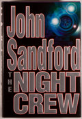 Books:Mystery & Detective Fiction, John Sandford. SIGNED. The Night Crew. New York: G. P.Putnam's Sons, 1997. First edition. Signed by the autho...