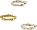 Estate Jewelry:Rings, Gold, Sterling Silver Rings, Tiffany & Co.. ...