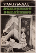 Books:Science Fiction & Fantasy, Stanley McNail. Something Breathing. Sauk City: Arkham House Publishers, Inc., 1965. First edition. Printed and ...