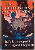Books:Science Fiction & Fantasy, H. P. Lovecraft and August Derleth. The Watchers Out of Time and Others. Sauk City: Arkham House Publishers, Inc...