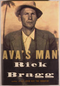 Books:Biography & Memoir, Rick Bragg. SIGNED. Ava's Man. New York: Knopf, 2001. Firstedition, first printing. Signed by Bragg on title pa...