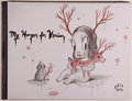 Books:Art & Architecture, [Gary Baseman] Base Man. SIGNED. My Hunger for Venison. [Los Angeles]: Baby Tattooville, [2007]. First edition, firs...