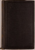 Books:Americana & American History, Compilation of Treaties in Force. Prepared Under Act of July 7,1898. Washington: Government Printing Office, 1899. ...