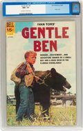 Silver Age (1956-1969):Adventure, Gentle Ben #5 (Dell, 1969) CGC NM+ 9.6 Off-white to white pages....