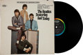 Music Memorabilia:Recordings, Beatles Yesterday And Today Second State Butcher CoverStereo LP (Capitol 2553, 1966)....