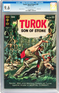 Silver Age (1956-1969):Adventure, Turok, Son of Stone #39 (Gold Key, 1964) CGC NM+ 9.6 Cream to off-white pages....