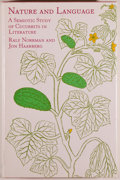 Books:Reference & Bibliography, Ralf Norrman and Jon Haarberg. Nature and Language. A SemioticStudy of Cucurbits in Literature. London: Routled...
