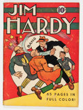 Golden Age (1938-1955):Crime, Single Series #6 Jim Hardy - Billy Wright pedigree (United Features Syndicate, 1939) Condition: VG+....