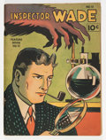 Golden Age (1938-1955):Crime, Feature Books #13 Inspector Wade - Billy Wright pedigree (David McKay Publications, 1938) Condition: VG-....
