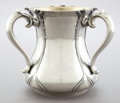 Silver & Vertu:Hollowware, A TIFFANY SILVER LOVING CUP . Tiffany & Co., New York, New York, circa 1903. Marks: TIFFANY & CO., 15466 B, MAKERS, 2452, ...