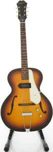Musical Instruments:Electric Guitars, 1967 Epiphone Century Sunburst Semi-Hollow Body Electric Guitar,#876393....