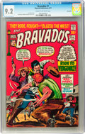 Bronze Age (1970-1979):Western, The Bravados #1 Savannah pedigree (Skywald, 1971) CGC NM- 9.2 Cream to off-white pages....