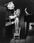 Photographs:20th Century, EDWARD QUINN (Irish, 1920-1997). Untitled (Brigitte Bardot inHer Dressing Room), 1956. Gelatin silver, printed later. 1...