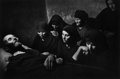 Photographs:20th Century, W. EUGENE SMITH (American, 1918-1978). Spanish Wake, 1951.Gelatin silver, printed later. 8-3/4 x 13 inches (22.2 x 33.0...