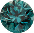 Estate Jewelry:Unmounted Gemstones, Unmounted Blue Zircon. ...