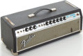 Musical Instruments:Amplifiers, PA, & Effects, Circa 1968 Fender Dual Showman Amp Silverface Guitar Amplifier, #A11889....