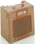 Musical Instruments:Amplifiers, PA, & Effects, 1950's Alamo Tweed Guitar Amplifier....