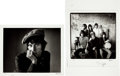 Music Memorabilia:Photos, Jefferson Airplane and Jeff Beck Limited Edition Photo PrintGroup.. ... (Total: 2 Items)