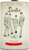 Music Memorabilia:Memorabilia, Beatles Talcum Powder, 1964....