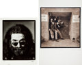 Music Memorabilia:Photos, Grateful Dead Herb Greene Limited Edition Photo Print Group(1995-96).... (Total: 2 Items)