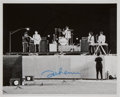 Music Memorabilia:Autographs and Signed Items, Beatles Related - John Lennon Autographed Photo....