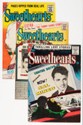 Silver Age (1956-1969):Romance, Sweethearts File Copies Group (Charlton, 1960s) Condition: AverageVF+.... (Total: 44 Comic Books)