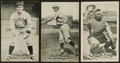 Baseball Cards:Lots, 1927 Baseball Exhibit Cards (3). ...