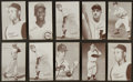 Baseball Cards:Lots, 1962 Baseball Exhibit Stat Back Collection (168) With Many Stars & HoFers....