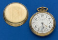 Timepieces:Pocket (post 1900), Illinois 24 Jewel Bunn Special Pocket Watch. ...