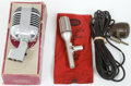 Musical Instruments:Miscellaneous, Vintage Microphone Lot Shure, EV...