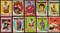 Hockey Cards:Sets, 1970/71 - 1973/74 O-Pee-Chee Hockey Collection (400+) With Three Partial Sets. ...