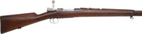 Chilean Mauser Model 1895 Bolt Action Military Rifle