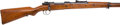 Long Guns:Bolt Action, Mauser Commercial Model 1898 Bolt Action Rifle....