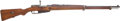 Long Guns:Bolt Action, Turkish Mauser Model 1888 Bolt Action Rifle....