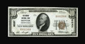 National Bank Notes:Pennsylvania, Denver, PA - $10 1929 Ty. 1 The Denver NB Ch. # 6037. ...