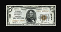 National Bank Notes:Pennsylvania, Hershey, PA - $5 1929 Ty. 2 The Hershey NB Ch. # 12688. ...
