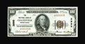 National Bank Notes:Pennsylvania, Coatesville, PA - $100 1929 Ty. 1 The NB of Coatesville Ch. # 3990....