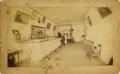 Photography:Cabinet Photos, OCCIDENTAL SALOON - RENO, NEVADA - BOUDOIR CARD - ca. 1885-95. This is a great image of a saloon interior that has a period ... (Total: 1 Item)
