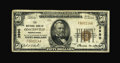 National Bank Notes:Pennsylvania, Coatesville, PA - $50 1929 Ty. 1 The NB of Coatesville Ch. # 3990....