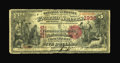 National Bank Notes:Pennsylvania, Phoenixville, PA - $5 1875 Fr. 404 The Farmers & Mechanics NBCh. # 1936. ...
