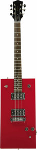 """Musical Instruments:Electric Guitars, Bo Diddley Limited Edition """"Twang Box"""" Guitar. One of the greatest Blues-Rock musicians to have ever lived, Bo Diddley is eq... (Total: 1 Item)"""