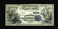 National Bank Notes:Pennsylvania, Parkesburg, PA - $50 1882 Date Back Fr. 563 The Parkesburg NB Ch. #(E)2464. ...
