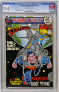 Bronze Age (1970-1979):Superhero, World's Finest Comics #208 (DC, 1971) CGC NM 9.4 Off-white to white pages....